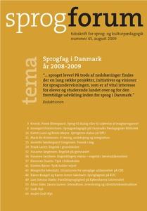 Sprogfag i Danmark (e-bog) af Annegre