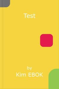 Test (ebok) av Kim EBOK