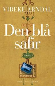 Den blå safir (e-bog) af Vibeke Arnda