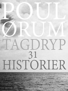 Tagdryp. 31 historier (e-bog) af Poul