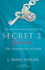 S.E.C.R.E.T 2 Shared (e-bog) af L. Ma