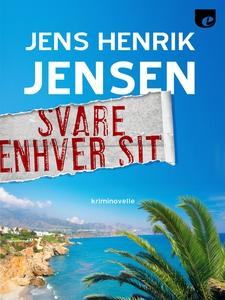 Svare enhver sit (single) af Jens Hen