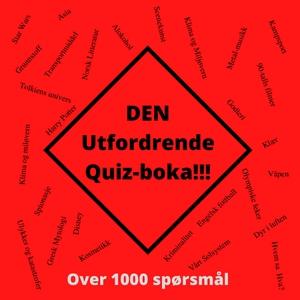 DEN Utfordrende Quiz-boka!!! (ebok) av Nico G