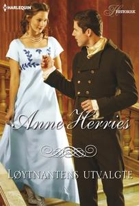 Løytnantens utvalgte (ebok) av Anne Herries