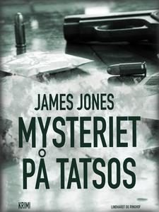 Mysteriet på Tatsos (e-bog) af James