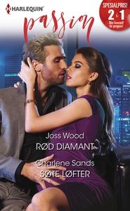 Rød diamant / Søte løfter (ebok) av Sands Cha