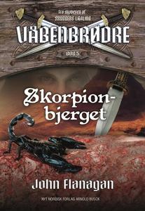 Skorpionbjerget (e-bog) af John Flana