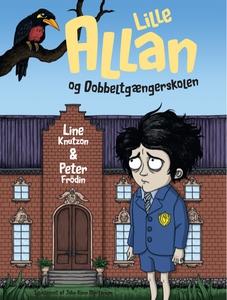 Lille Allan og dobbeltgængerskolen (e