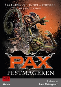 PAX 7: Pestmageren (lydbog) af Åsa La