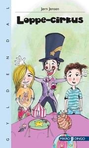 Loppe-cirkus (e-bog) af Jørn Jensen