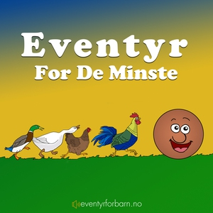 Eventyr For De Minste (lydbok) av Diverse For