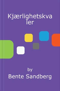 Kjærlighetskvaler (ebok) av Bente Sandberg