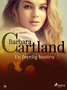 En føyelig hustru (ebok) av Barbara Cartland