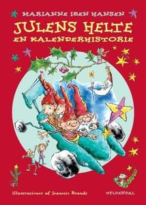 Julens helte (lydbog) af Marianne Ibe