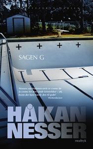 Sagen G (e-bog) af Håkan Nesser
