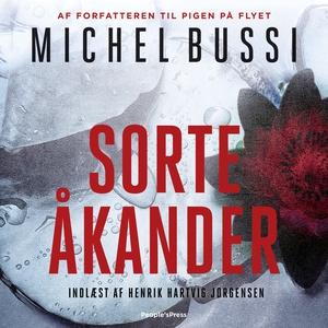 Sorte åkander (lydbog) af Michel Buss