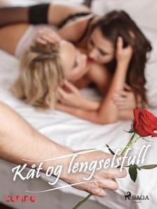 Kåt og lengselsfull (ebok) av Cupido noveller