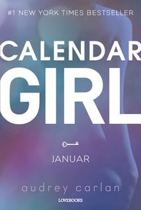 Calendar Girl: Januar (lydbog) af Aud