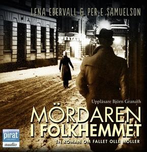 Mördaren i folkhemmet (ljudbok) av Lena Eberval