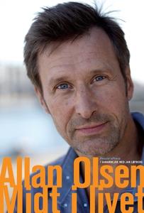 Allan Olsen - Midt i livet (e-bog) af
