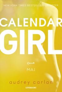 Calendar Girl: Maj (e-bog) af Audrey