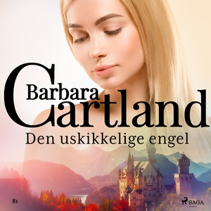 Den uskikkelige engel (lydbok) av Barbara Car