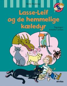 Lasse-Leif og de hemmelige kæledyr (e
