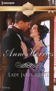 Lady Janes hjerte (e-bog) af Anne Her