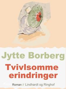 Tvivlsomme erindringer (e-bog) af Jyt