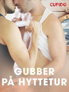 Gubber på hyttetur (ebok) av Cupido noveller