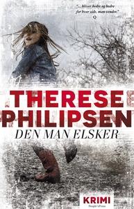 Den man elsker (e-bog) af Therese Phi