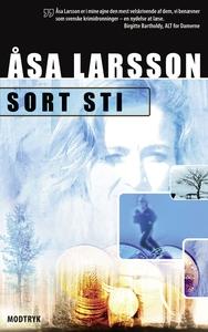 Sort sti (e-bog) af Åsa Larsson
