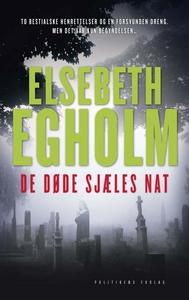 De døde sjæles nat (e-bog) af Elsebet