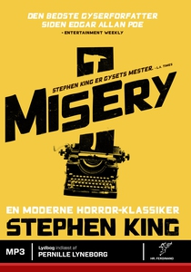 Misery (lydbog) af Stephen King
