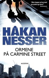 Ormene på Carmine Street (e-bog) af H