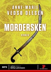 Mordersken (lydbog) af Anne-Marie Ved