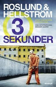 Tre sekunder (e-bog) af Anders Roslun