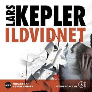 Ildvidnet (lydbog) af Lars Kepler