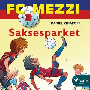 FC Mezzi 3 - Saksesparket (lydbok) av Daniel