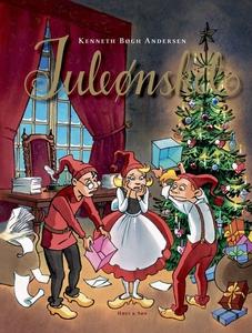Juleønsket (e-bog) af Kenneth Bøgh An