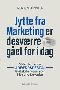 Jytte fra Marketing er desværre gået