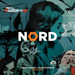 NORD (lydbog) af Camilla Hübbe