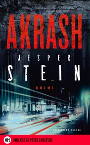 Akrash (lydbog) af Jesper Stein