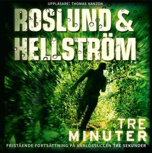 Tre minuter (ljudbok) av Anders Roslund, Börge