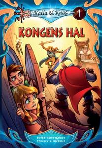 Katla og Knøs 1: Kongens hal (e-bog)