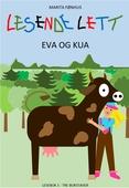 LESENDE LETT - Eva og kua