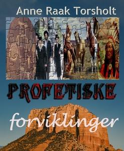 Profetiske forviklinger (ebok) av Anne  Raak