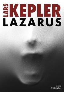 Lazarus (lydbog) af Lars Kepler