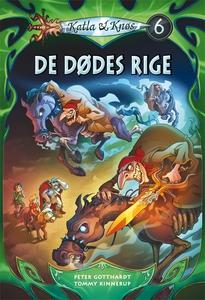 Katla og Knøs 6: De dødes rige (e-bog