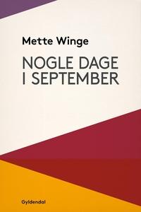 Nogle dage i september (e-bog) af Met